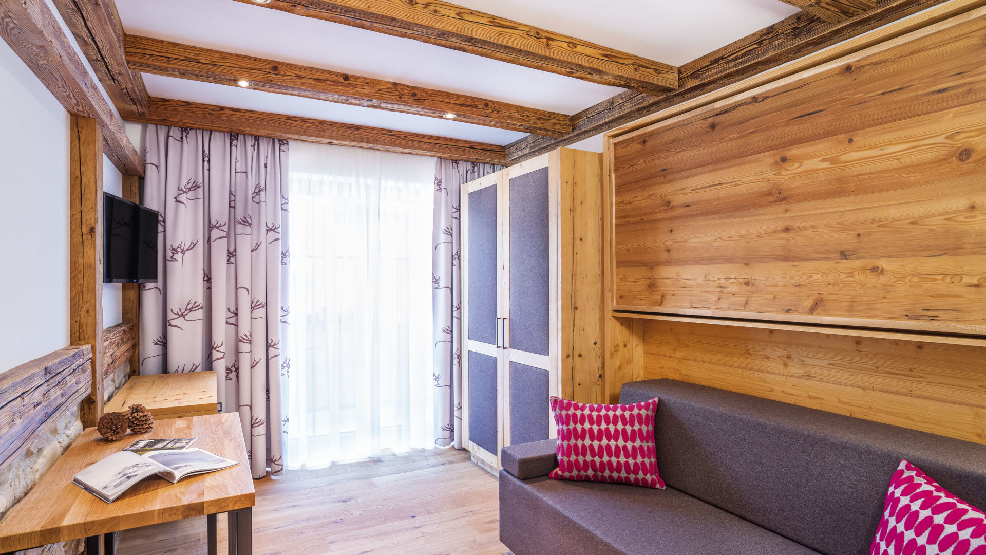 Massageraum gestalten  Impressions › Hotel Gaspingerhof