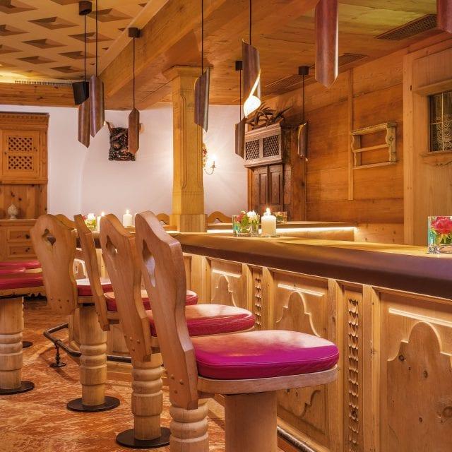 gaspingerhof stube restaurant Bar