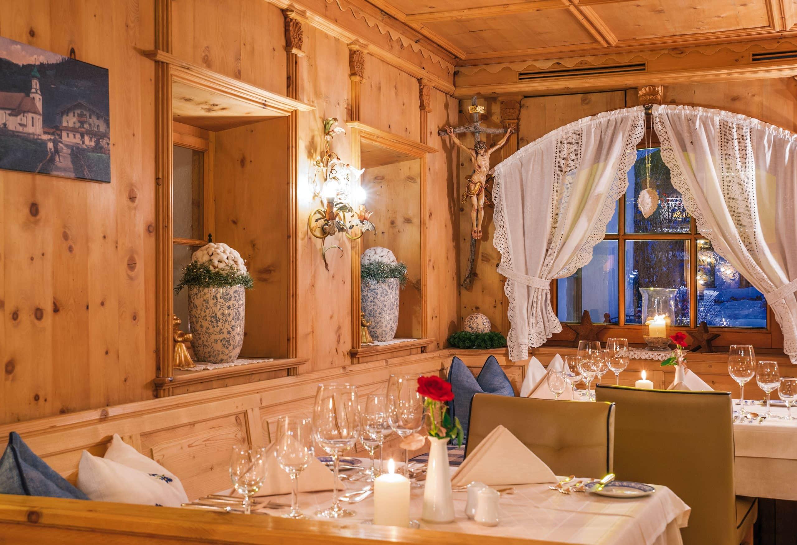 gaspingerhof stube restaurant Stueberl neu 2 scaled