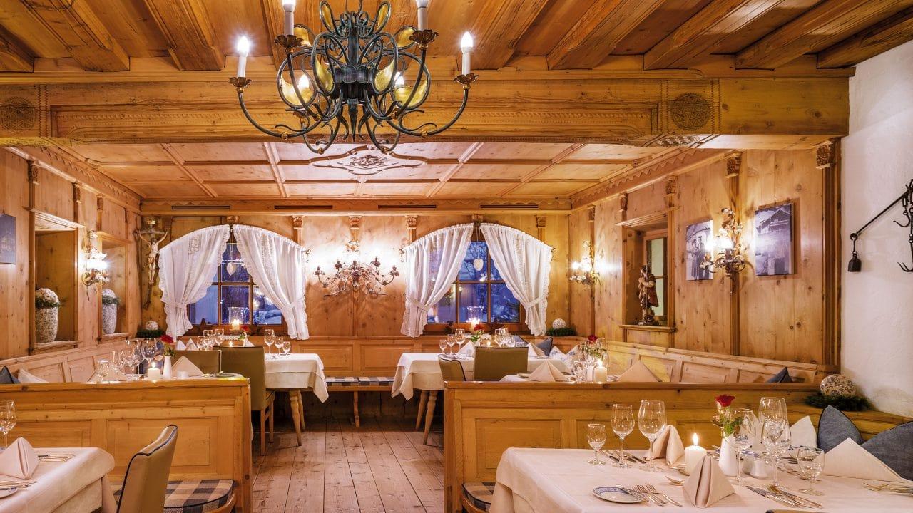 gaspingerhof stube restaurant Stueberl neu 3