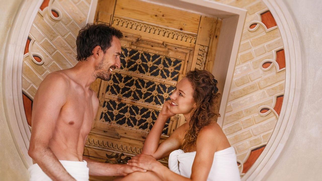 gaspingerhof wellness paar sauna8
