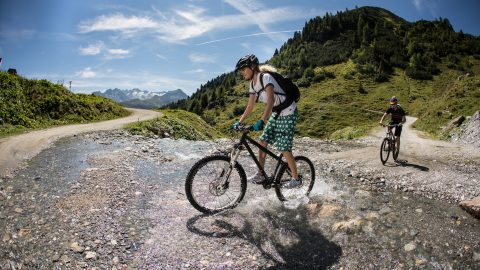 Bike Days in der Zillertal Arena