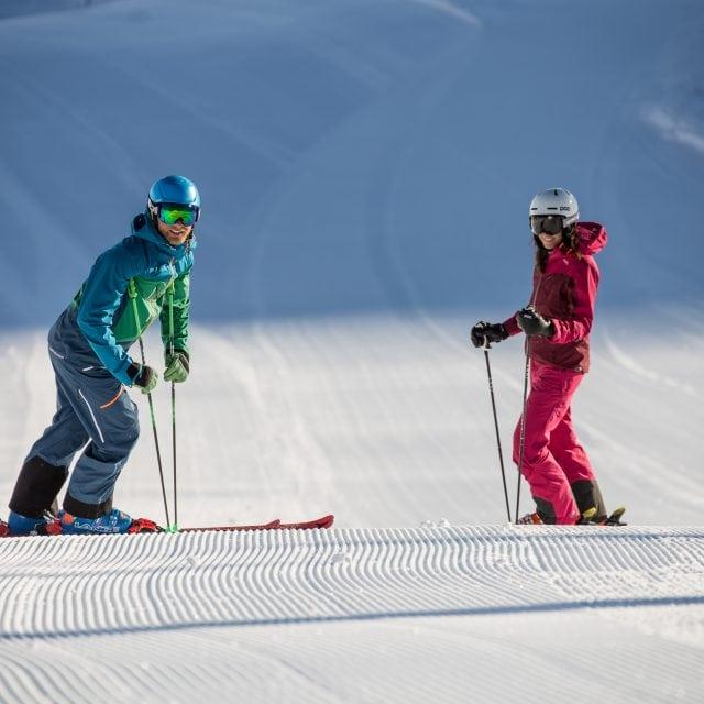 skifahren winter 20