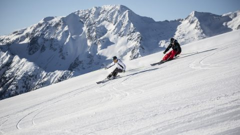 Ski Opening in the Zillertal Arena