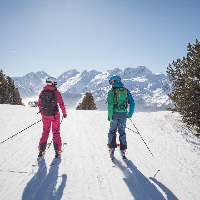 skifahren winter 73