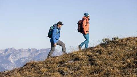 Hiking Holidays in the Zillertal