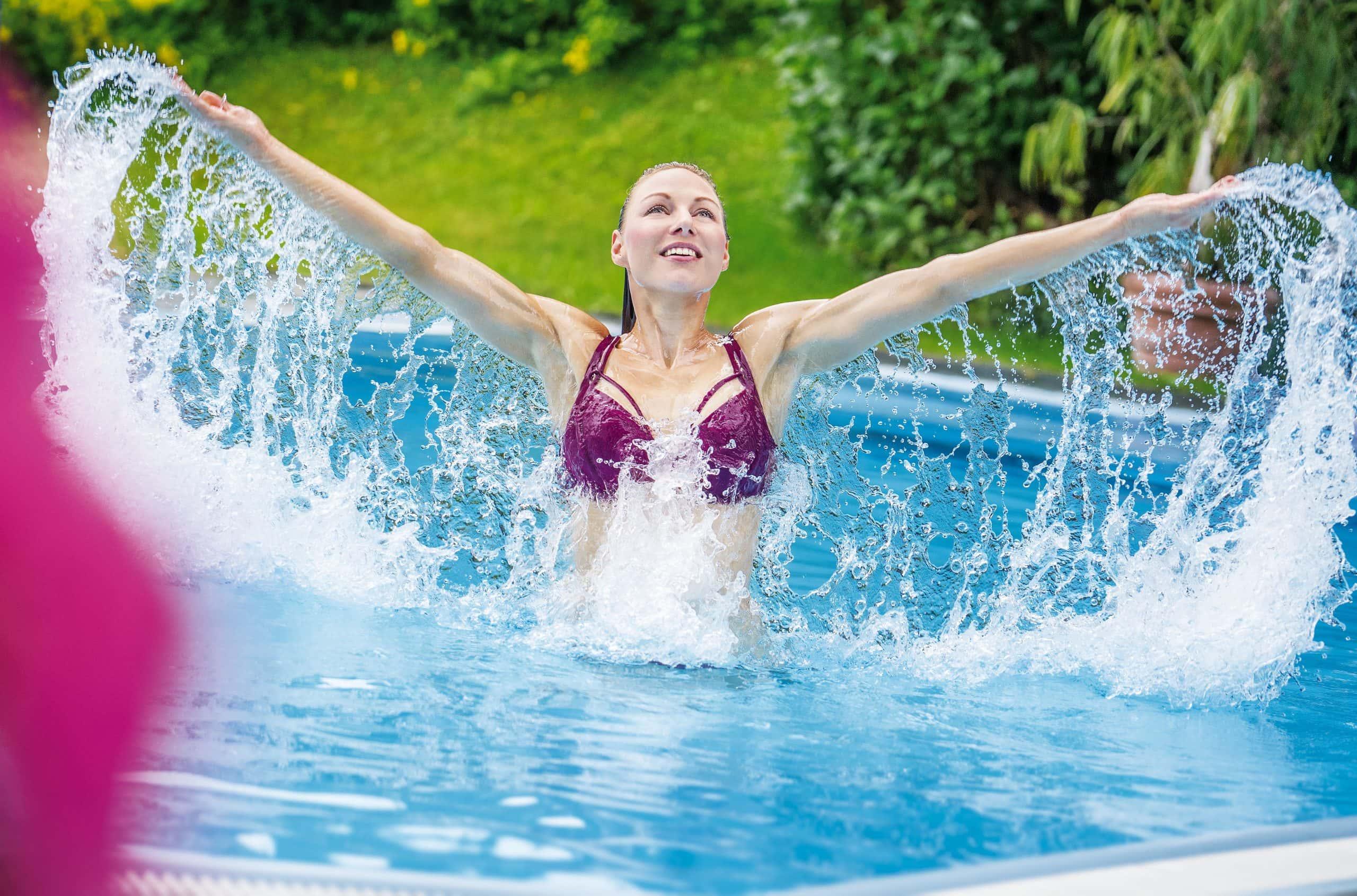 wellness dame pool wasser scaled