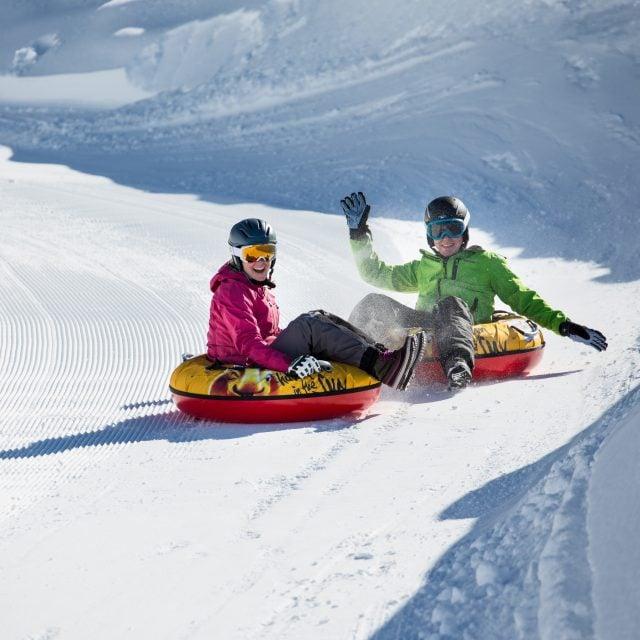 zillertal winter snowtubing 4