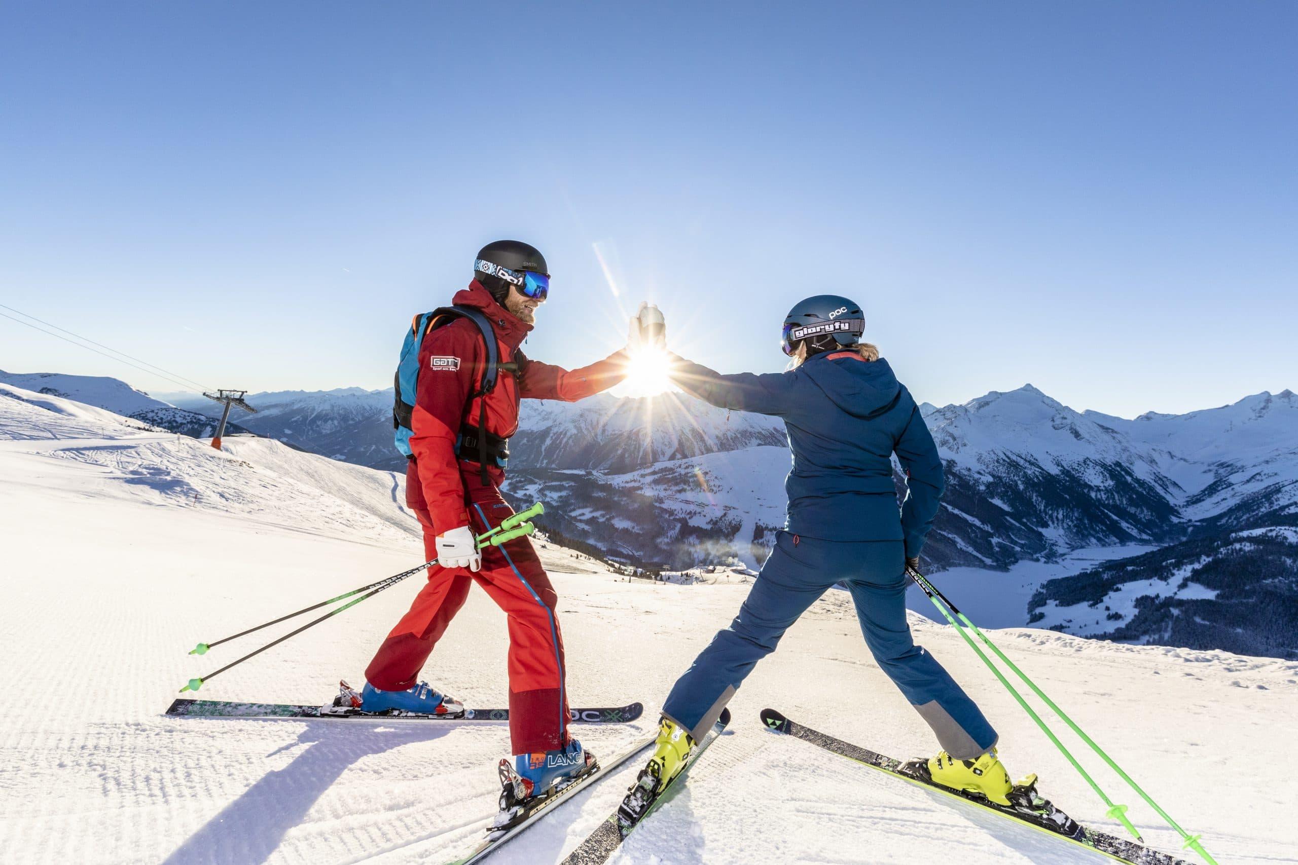 zillertal arena sonnenaufgang skifahren 2019 hr 16 scaled