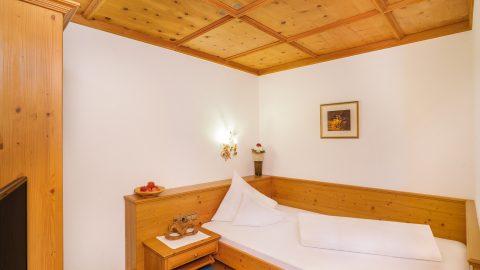 zimmer-Einzel de luxe Schlafbereich